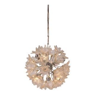 Sputnik Chandelier by Paolo Venini for VeArt, Italy, circa 1960