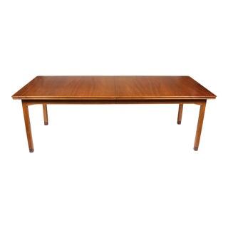 Danish Art Deco Dining Table