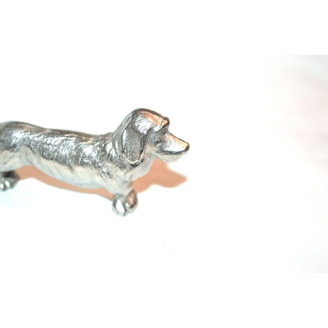 Bassett Hound Knife Rests, France, Set of 4 - Image 6 of 10