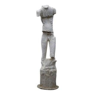 Johan Tahon Lâle II Sculpture