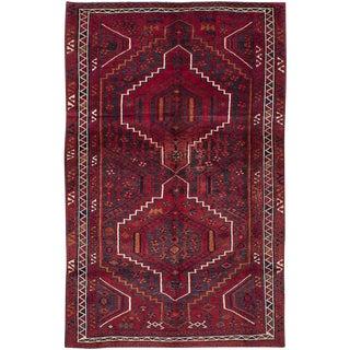 "Meshkin Vintage Persian Rug, 5'4"" x 8'7"""