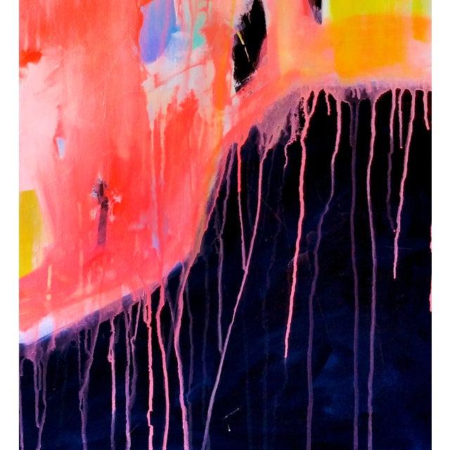 "Eva Alessandria ""The Storm"" Original Painting - Image 4 of 4"