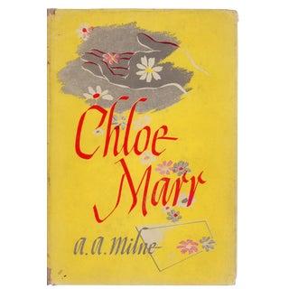 Chloe Marr