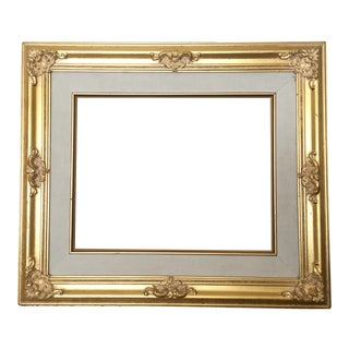 French Gold Baroque Frame