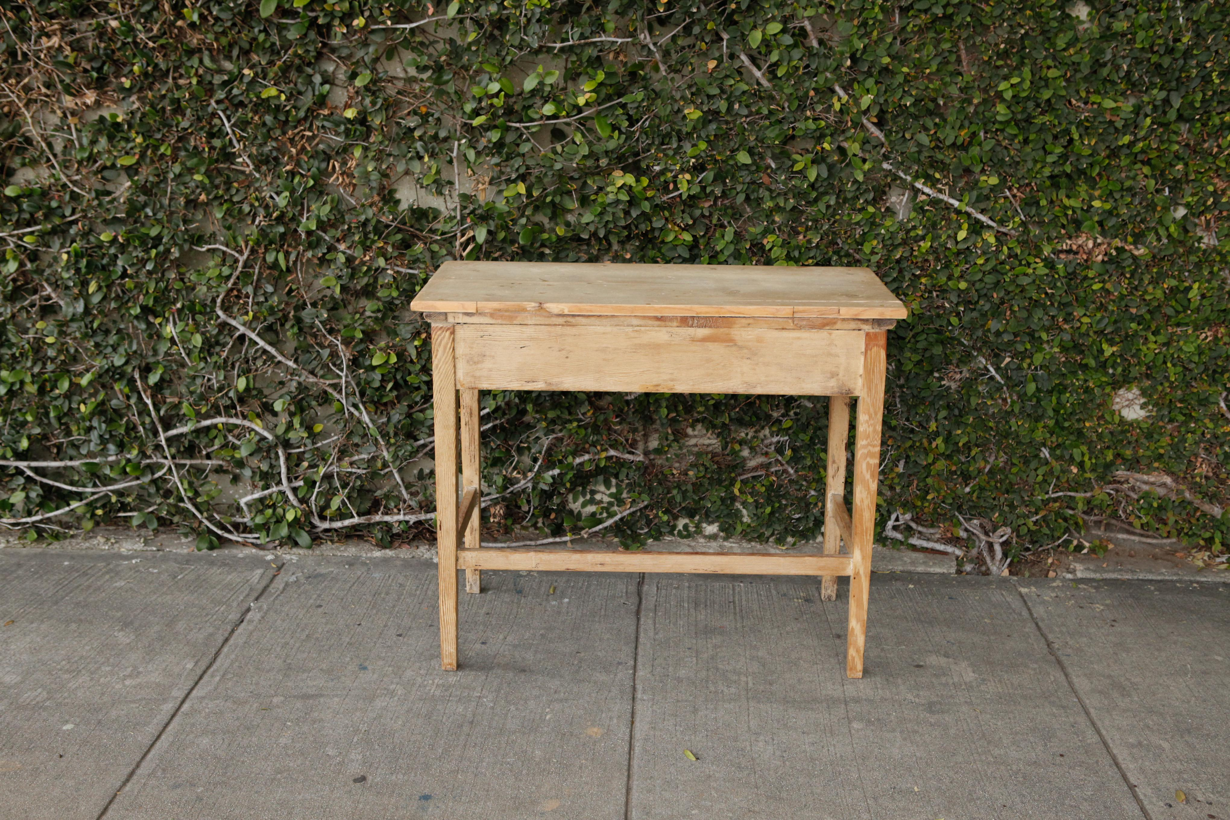 pine writing desk Kathy ireland office by bush furniture ironworks writing desk vintage golden  pine standard delivery, assembled dimensions 47 16w x 23 15d x 30h,.