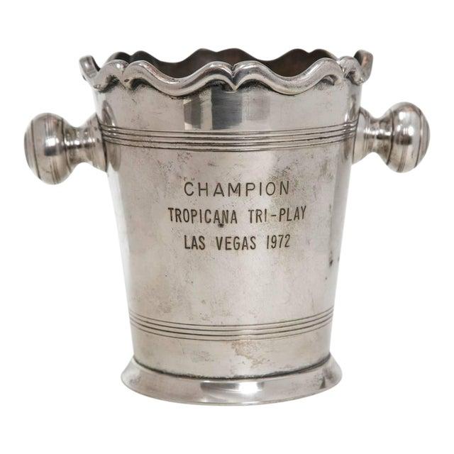 Mid-Century Trophy Cooler - Image 1 of 5
