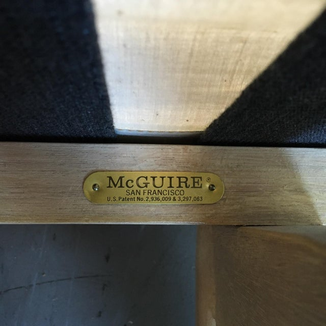 McGuire Rattan Daybed Set - Image 7 of 8