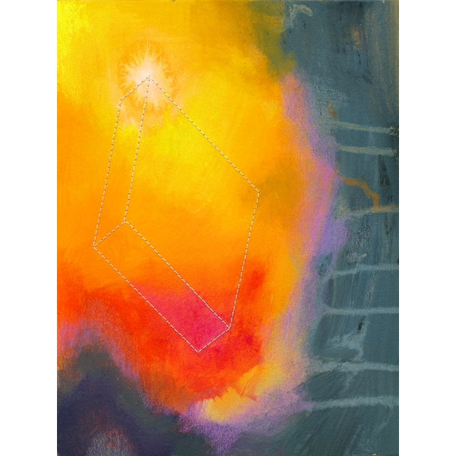 Abstract No. 40 Original Paintings - Image 1 of 3