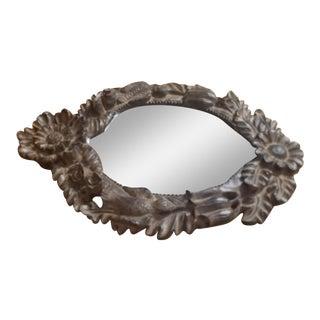 Rococo Style Small Wall Mirror