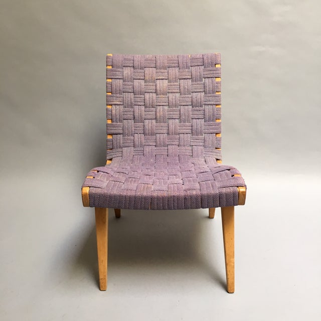 Knoll Lounge Chair by Jens Risom C. 1940s - Image 4 of 10