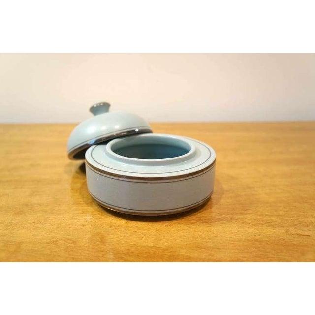 Round Lidded Box - Image 6 of 7