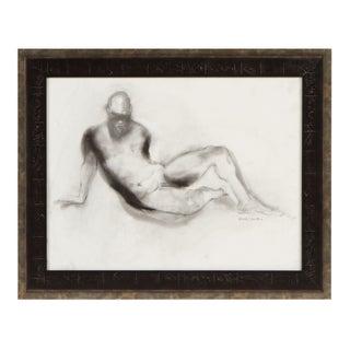 Charcoal Nude by Deborah Weinstein