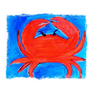 Crabby Painting