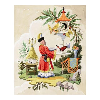 """The Butterfly Keeper"" Giclée Print"