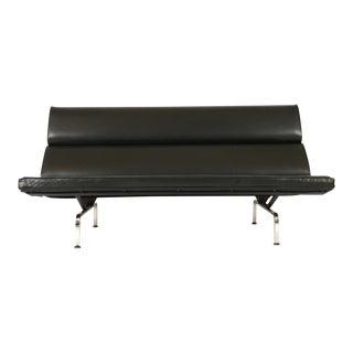 Herman Miller Eames Convertible Naugahyde Sofa Compact