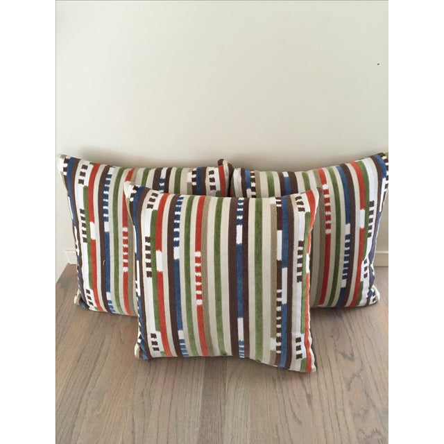 Kravet Accent Pillows - Set of 3 - Image 2 of 5