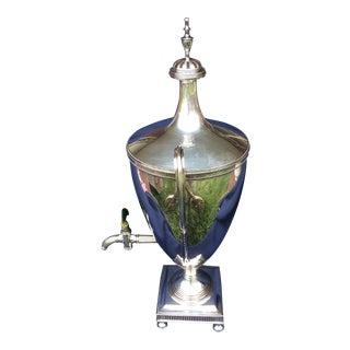 18th Century Sheffield Tea Urn