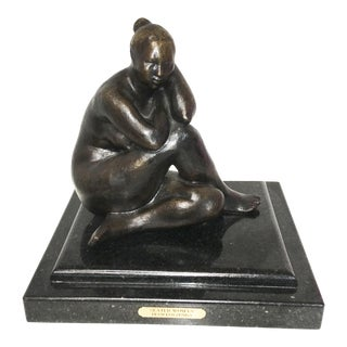 Seated Woman, by Francisco Zuniga 1974, #5 of 28