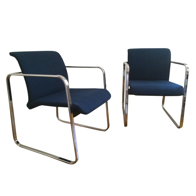 Peter Protzman Chairs for Herman Miller - A Pair - Image 1 of 8