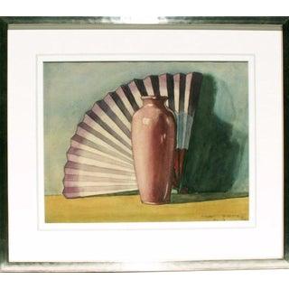 Art Deco Still Life by Margaret Shirriff