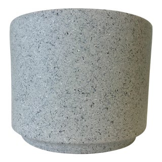 Gainey Speckled Tabletop Planter