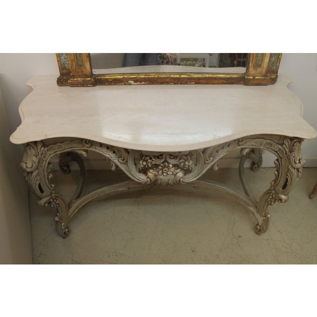 Image of 18th Century French Console
