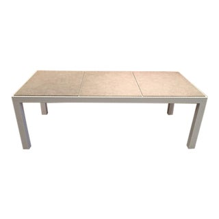 McGuire Jacques Garcia Outdoor Chi Chi Dining Table