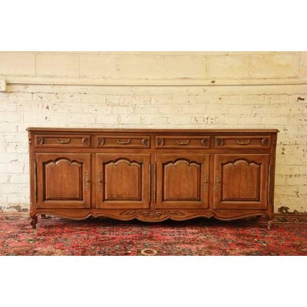 John Widdicomb Vintage Long Dresser - Image 2 of 9