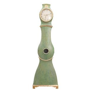 Original Green Swedish Mora Clock
