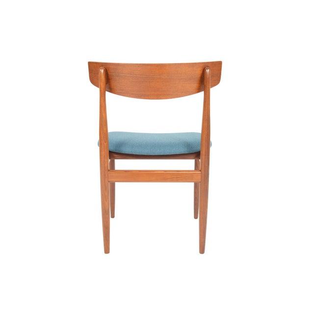Ib Kofod- Larsen for G Plan Teak Dining Chairs - Set of 6 - Image 5 of 8