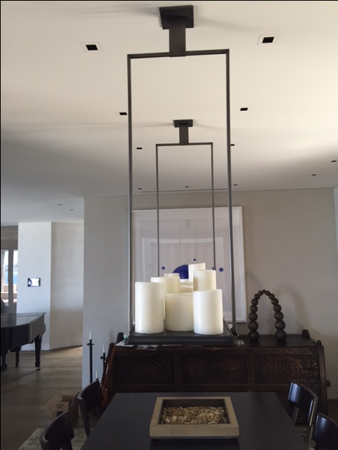 Holly Hunt Quot Alter Hanging Light Quot By Kevin Reilly Chairish