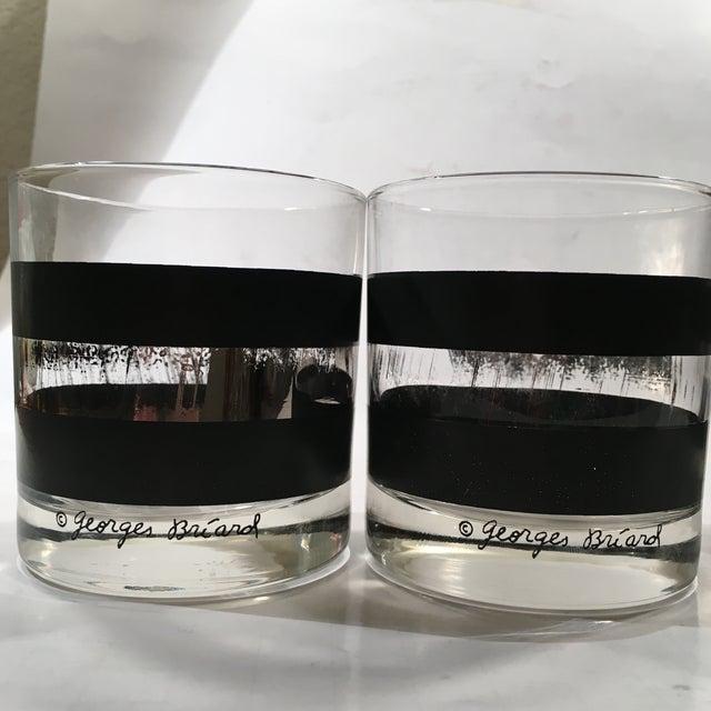 Georges Briard Signed Rocks Glasses - Set of 4 - Image 8 of 8