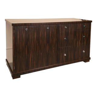 E.J. Victor Zebrawood Willie Chest