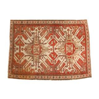 "Vintage Kazak Carpet - 5'8"" x 7'7"""
