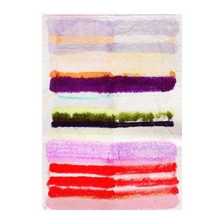Kristi Kohut Exotic Stripes Print