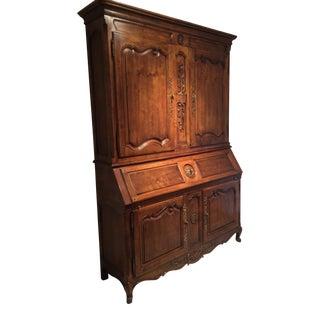 Vintage Henredon China Display Cabinet