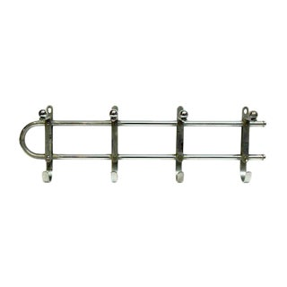 Streamline Mid-Century Hook Rack