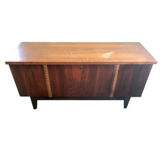 Vintage Lane Mid Century Cedar Chest