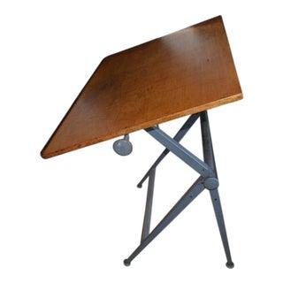 Friso Kramer Mid-Century Drafting Desk