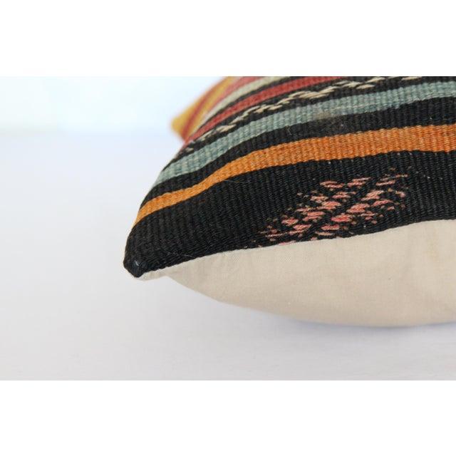 Turkish Kilim Pillow - Image 5 of 6