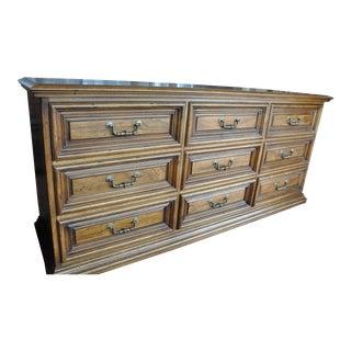 Henredon Triple Dresser