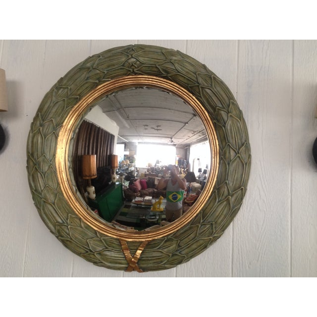 Image of Paul Maitland Smith Convex Mirror