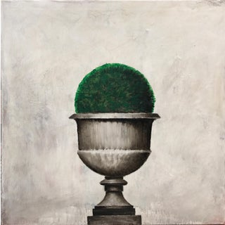 "David Jackson ""Horticole–Le Arbuste"" Painting"