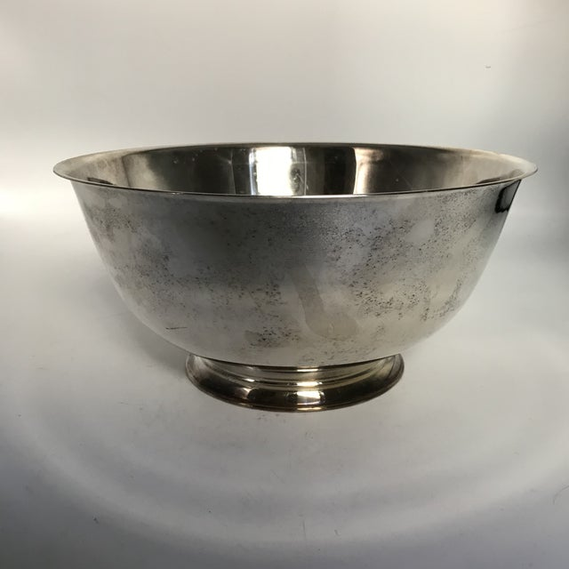 Silver Plate Paul Revere Bowls - Set of 3 - Image 9 of 10