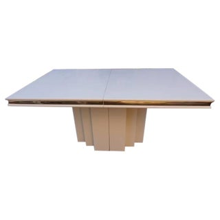 Roger Rougier Sculptural Dining Table