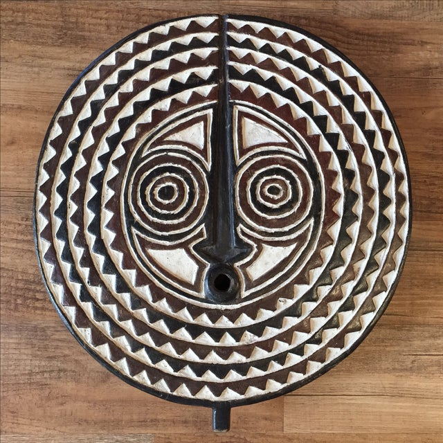Image of African Tribal Mask