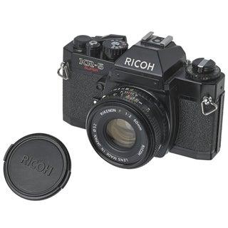 Vintage Ricoh KR-5 35mm Camera