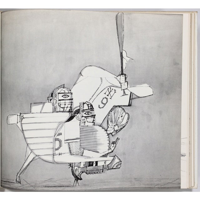"""""""The Labyrinth"""" 1st Ed. Book by Saul Steinberg - Image 9 of 11"""