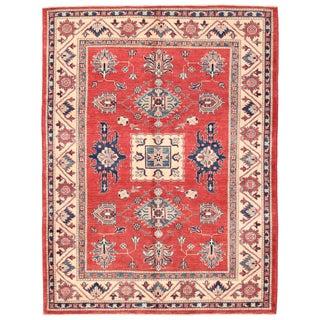 """Pasargad Kazak Wool Rug - 5'0"""" X 6'8"""""""