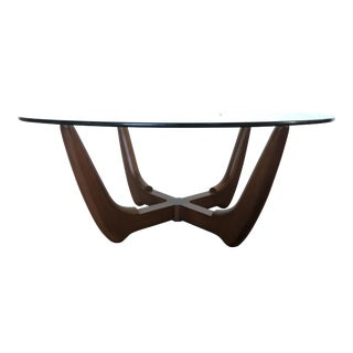 Mid-Century Modern Adrian Pearsall Style Coffee Table